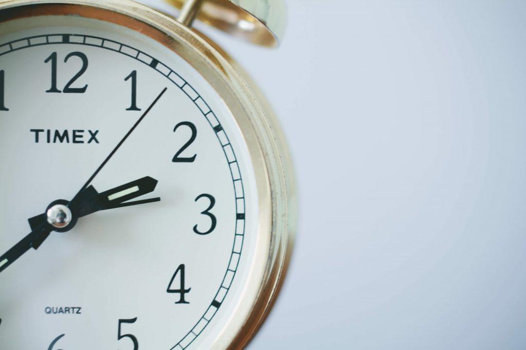 coaching comunicación productividad gestos del tiempo